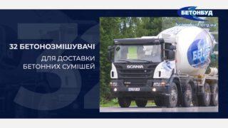 ТзОВ «БЕТОНБУД» відео